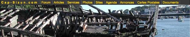 Le site de Beuzec Cap-Sizun
