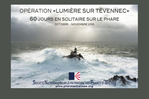 Affiche opération Tévennec