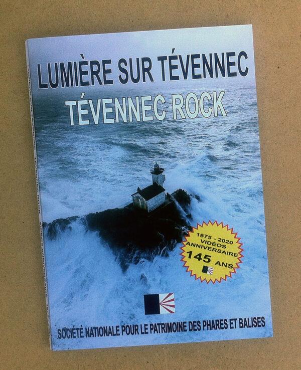 """DVD """"Lumière sur Tévennec"""""""